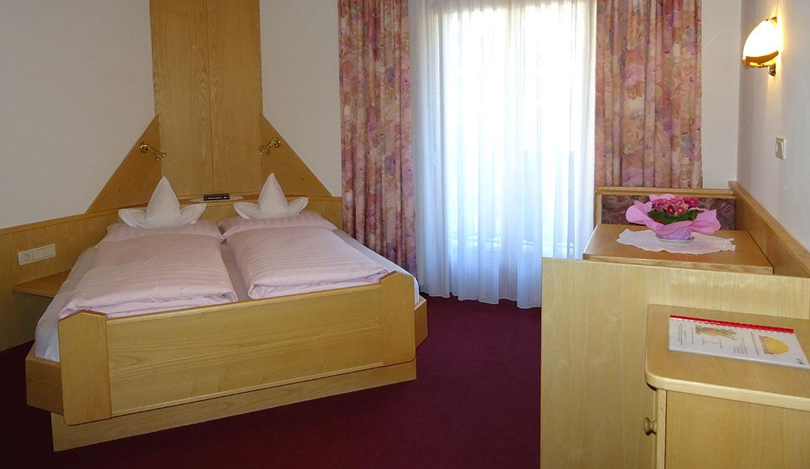 Doppelzimmer Klara Sonnenhotels